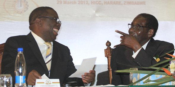 Tsvangirai says Mugabe not sick, just old