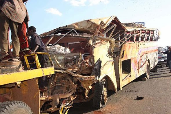 Police Cars For Sale >> Bus accident kills 21 people in Zimbabwe – Nehanda Radio