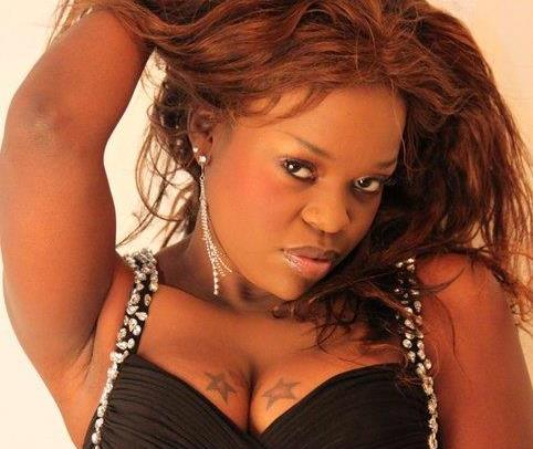 R&B diva Mampi from Zambia