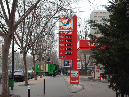 Gas Station Prices >> Fuel prices go up in Zimbabwe – Nehanda Radio