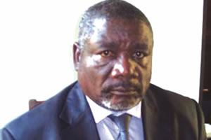 MDC-T Senator for Chikomo, Morgan Femai