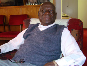 Zanu PF founding member and former Defence minister Enos Nkala