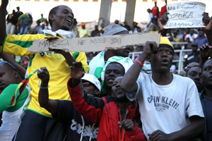 Zimbabwe only manage draw with Mozambique