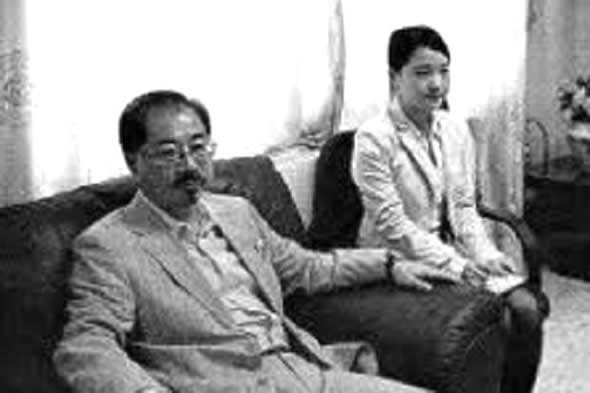 Only known photograph of Hong Kong businessman Sam Pa