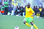 REDEMPTION TIME . . . Khama Billiart wants the Warriors to revive their World Cup campaign in Mozambique