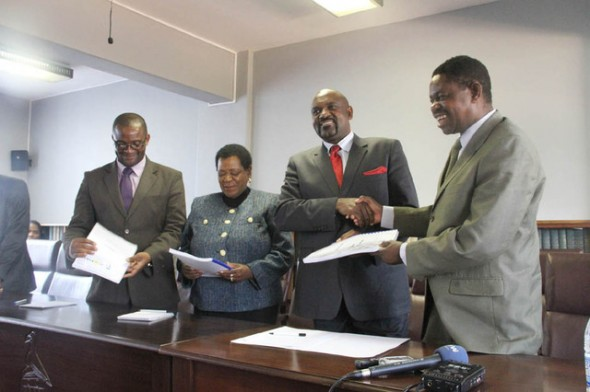 MDC-T denies it will write its own constitution