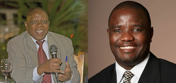 Wilfred Mhanda and Pedzisai Ruhanya Behind the Headlines