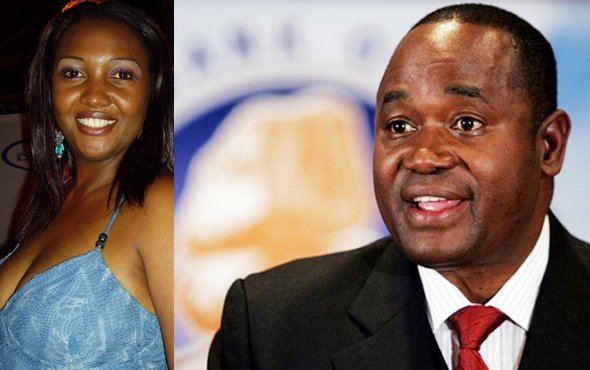 "Reserve Bank of Zimbabwe governor Gideon Gono was ""having year-long secret trysts with former Miss Zimbabwe and Miss Malaika winner, Brita Masalethulini"