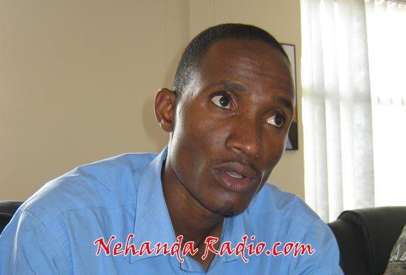 Solomon Madzore is inside Chikurubi Prison