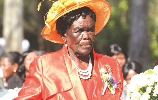 Tsvangirai's mother speaks on Locardia