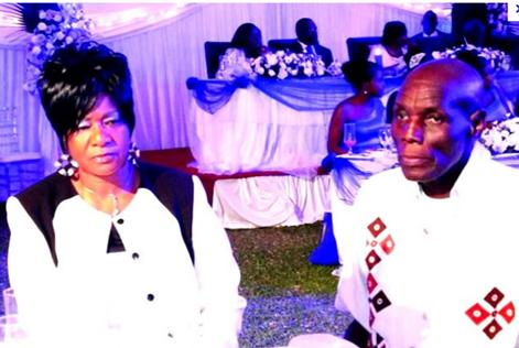 Oliver Mtukudzi is not sick: Wife Speaks Out