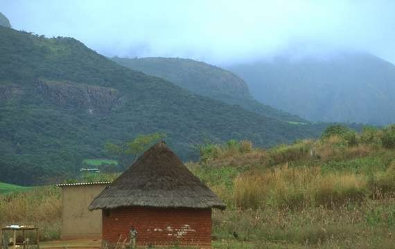 Vumba Mountains in Zimbabwe
