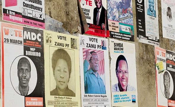 Zimbabwe set for elections in March 2013