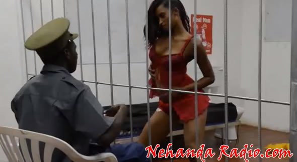 VIDEO: Beverly dances in Harare prison