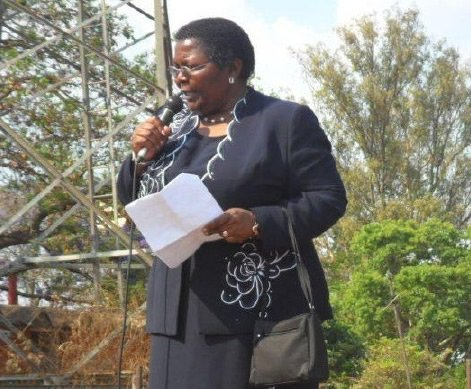 Mai Chisamba backs 'Bishop' Kunonga