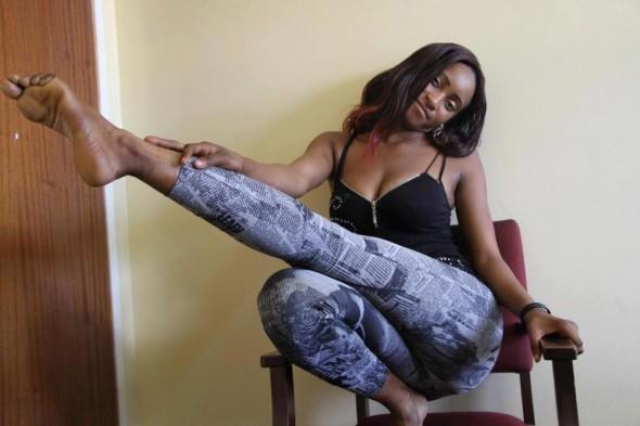 Porn Sandra Ndebele 23