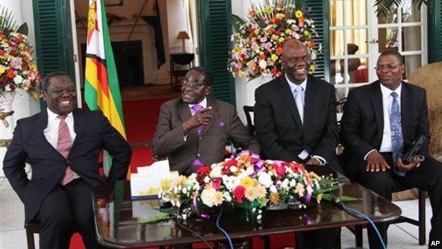 mugabe and tsvangirai relationship trust