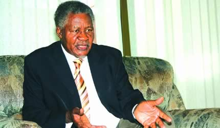 Justice Mutambanengwe