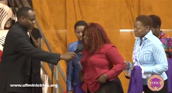 Makandiwa performs weight loss 'miracle'