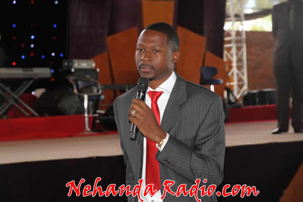 Flamboyant United Family International (UFI) Church founder, Emmanuel Makandiwa