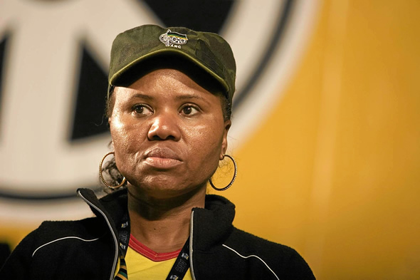 Thorn in Mugabe's flesh: Lindiwe Zulu