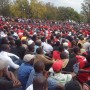 MDC-T Star Rally in Harare this past Sunday.