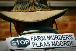 Campaign against farm murders in South Africa