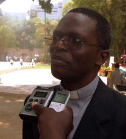 Dr Solomon Zwana