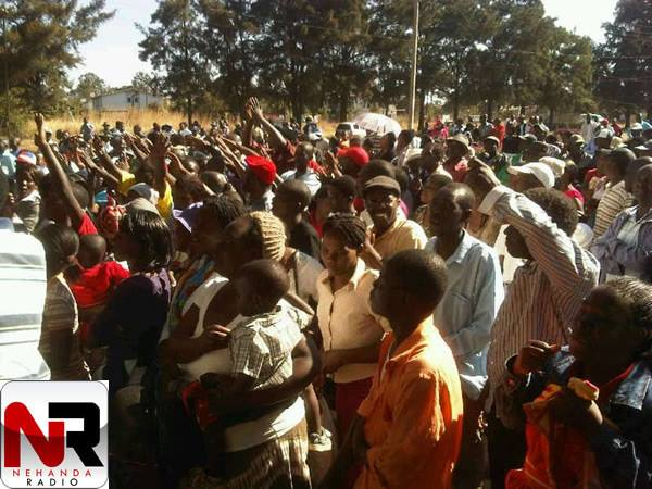 MDC-T primaries in Gweru