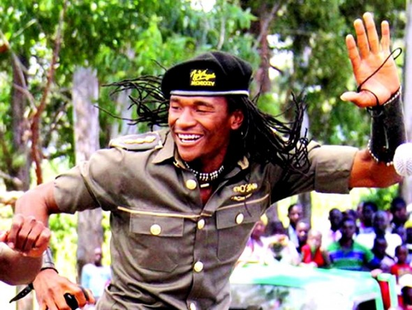 UK Promoters sabotage Jah Prayzah concert again
