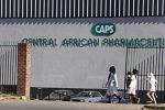 The Caps Holdings factory in Harare's Southerton industrial area that went under the hammer to settle debts