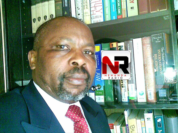 Dr Clifford Chitupa Mashiri