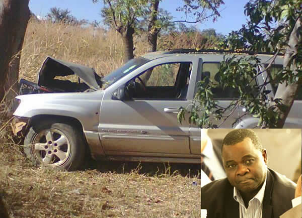 Edward Chindori Chininga and the 'accident' that killed him
