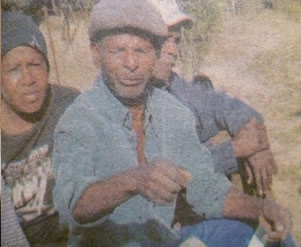 Funny Muchemhenyi village headman