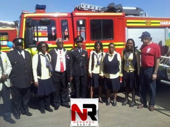 Harare receives two more fire tenders