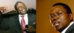 Nicholas Goche and Simba Makoni