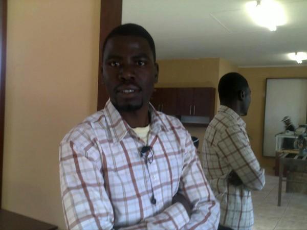 Pastor James Mwarira