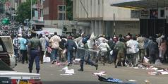 The 2008 presidential elections in Zimbabwe were plagued by violent unrest