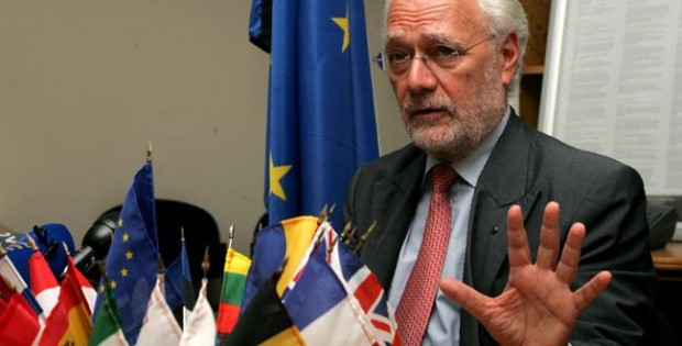 EU Ambassador to Zimbabwe Mr Aldo Dell'Ariccia