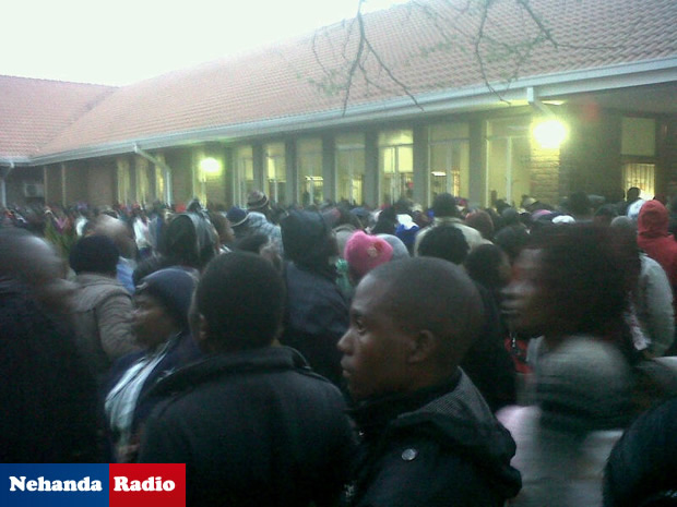 Beitbridge Border Chaos