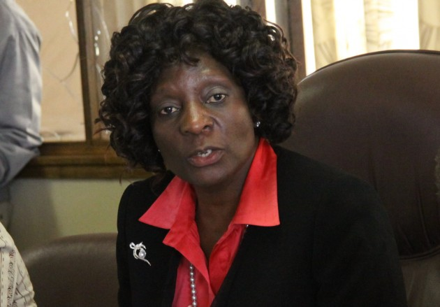 imbabwe Electoral Commission chairperson, Justice Rita Makarau