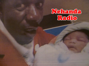 Alick Macheso with new baby