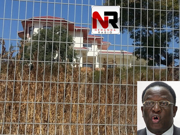 Picture: Emmerson Mnangagwa's mansion