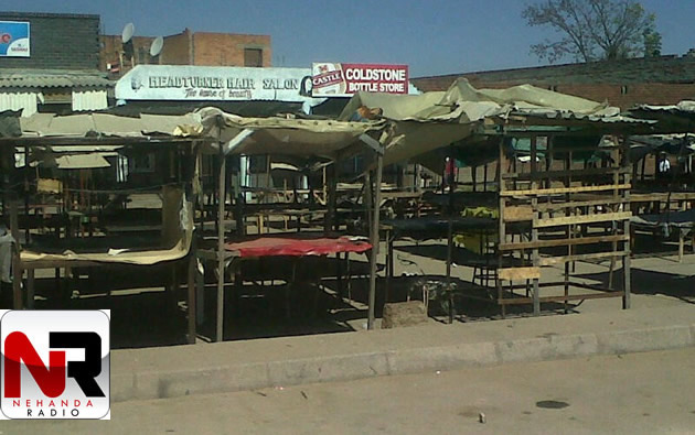 Businesses and market stalls in the city were forcibly shut down as Zanu PF activists forced residents to attend