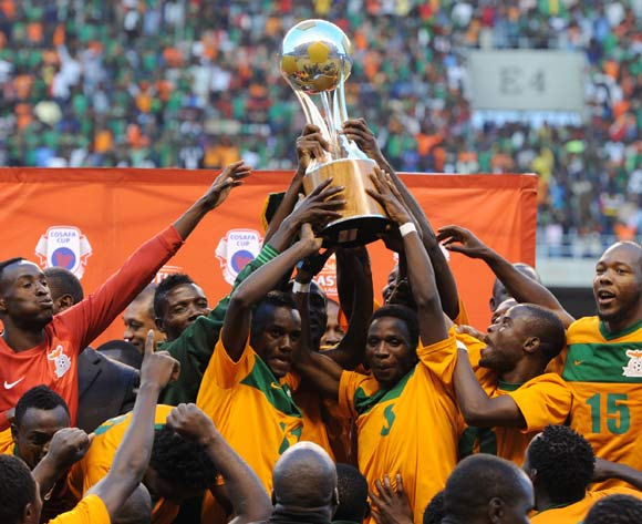 Zambia lift Cosafa Cup for a fourth time after beating Zimbabwe.