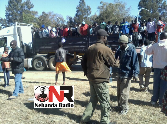 Zanu PF endangering its supporters by packing them into these trailers