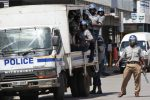 Police in Zimbabwe notorious for taking instructions from Zanu PF