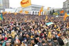 Ukraine Orange Revolution