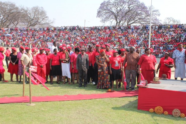 MDC 14th Anniversary Rally in Pictures