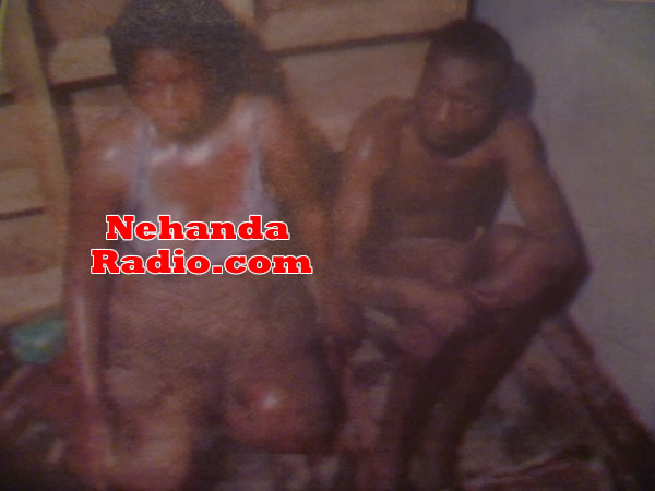 A Chitungwiza married woman was last week caught in a compromising position with her husband's cousin
